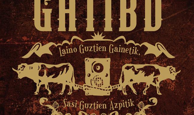 Laino Guztien Gainetik, Sasi Guztien Azpitik (2008)